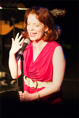 Leslie Henstock in concert